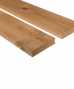 Decking Boards Classic D34 26 x 115/140/160 mm