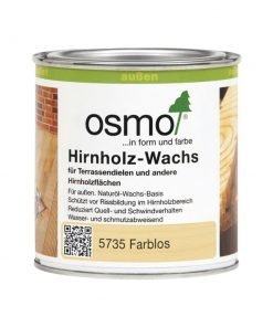 End Grain Sealing Wax OSMO - 0.375 l