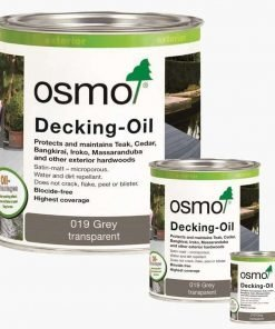 Natural Decking Oil OSMO 0.75/2.50 L
