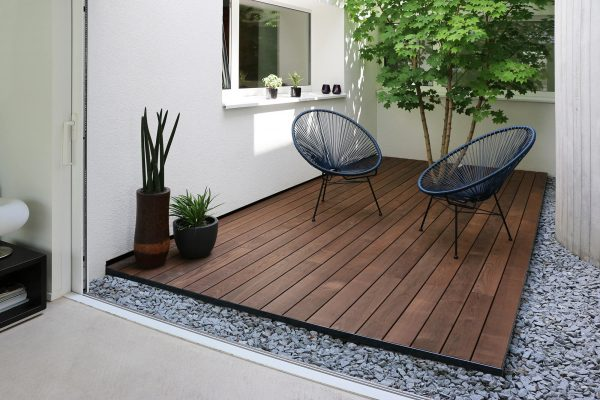 Thermowood Decking Boards