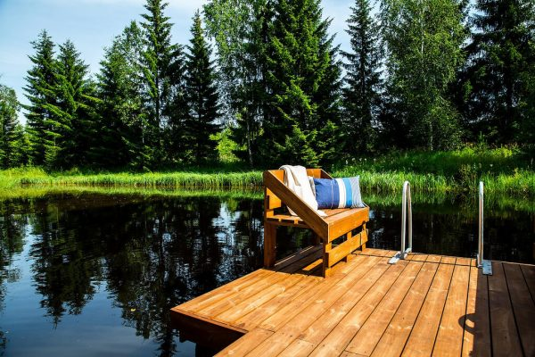 Eco-friendly Decking Boards