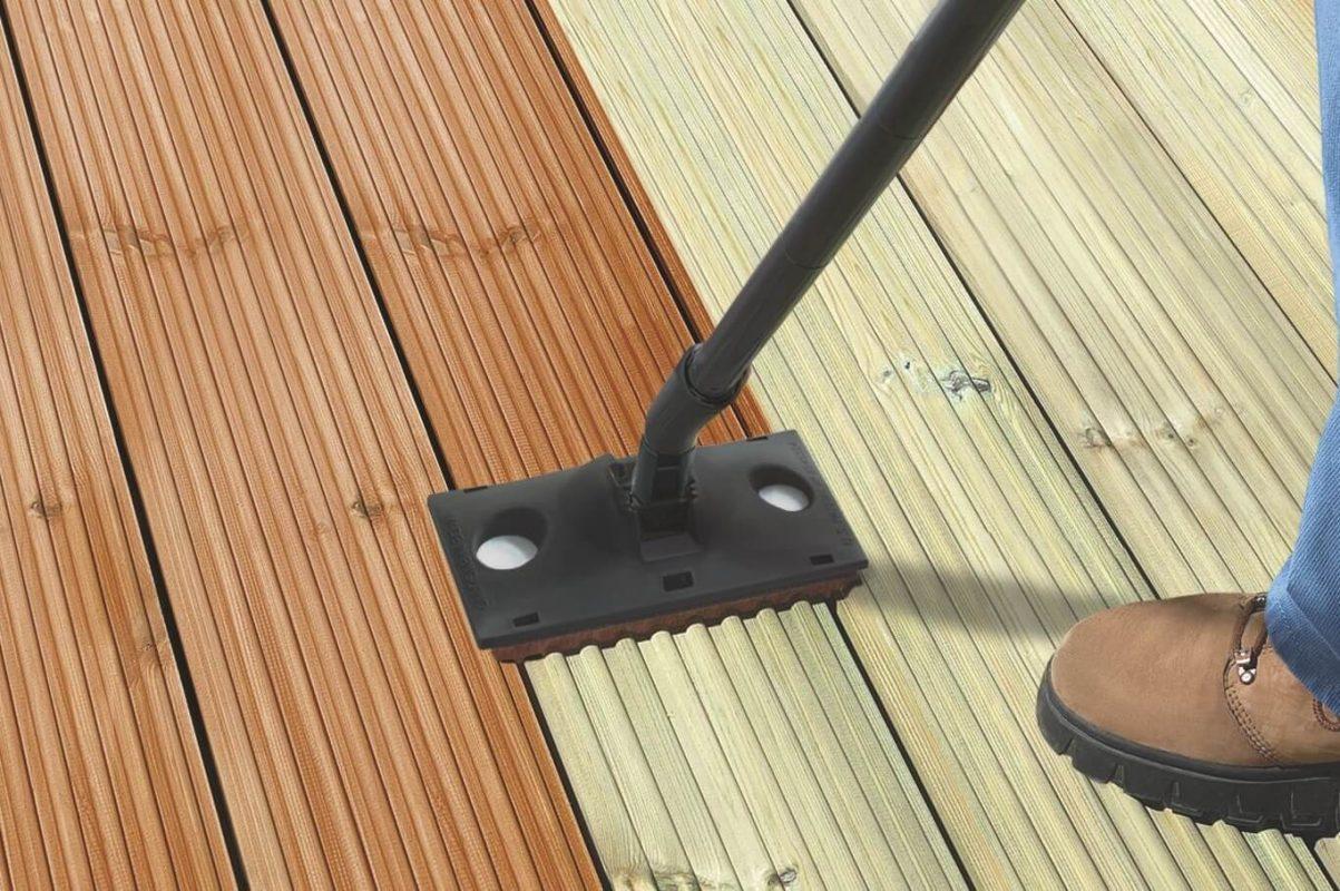 Wood Deck Coating