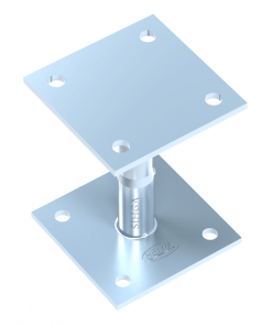 Adjustable Posts Supports ZaFix STZ 211
