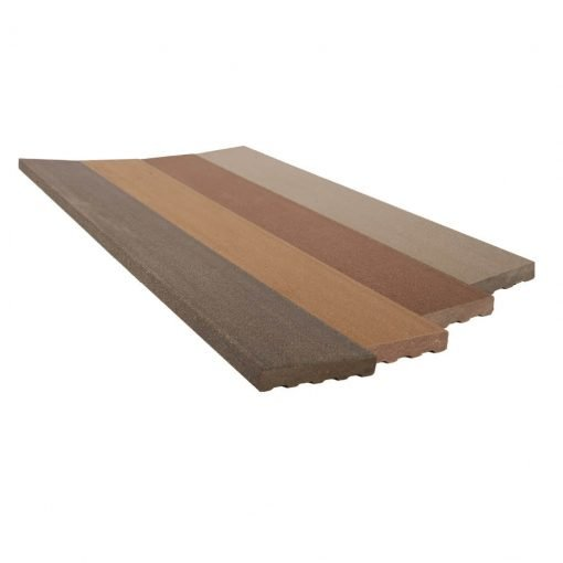 Composite Decking Finishing Boards L 23 x 138/180 mm