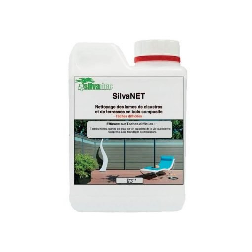Wood Composite Cleaning SILVANET 1.00 L