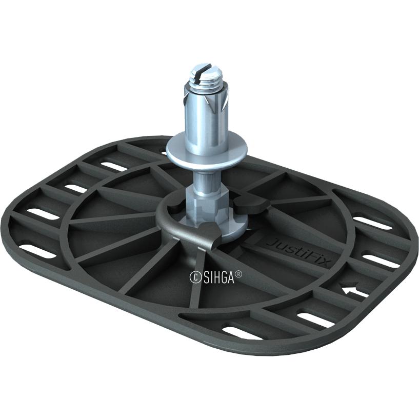 Adjustable Deck Supports JustiFix II JM 40 - 80