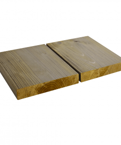 Coated Decking Boards CL 26 x 118/140/185 mm