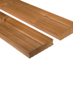 Decking Boards Elegance D33 26 x 115 mm Thermo Pine